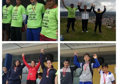 semana-celebracion-17-anos-instituto-tecnico-gonzalo-suarez-rendon-carrera-atletica